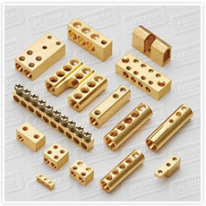 Brass Electric Connectors Manufacturers Exporters